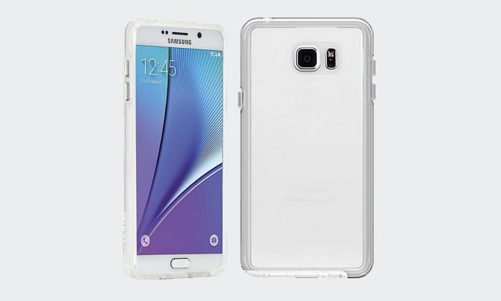 Case-Mate Naked Tough Note 5 Case
