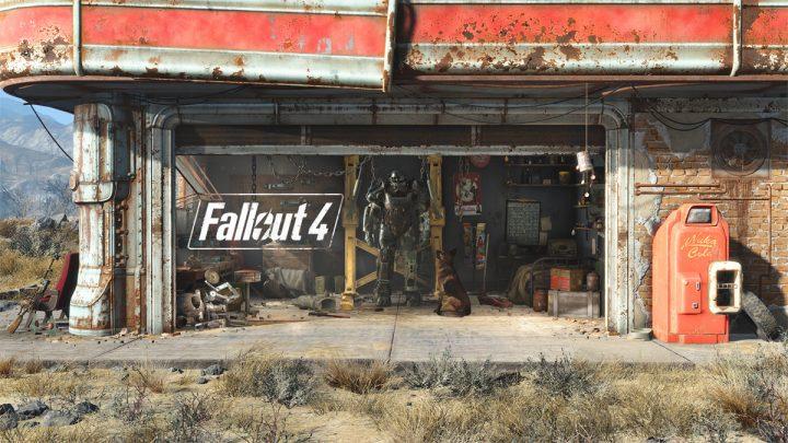 Fallout 4 Art Book