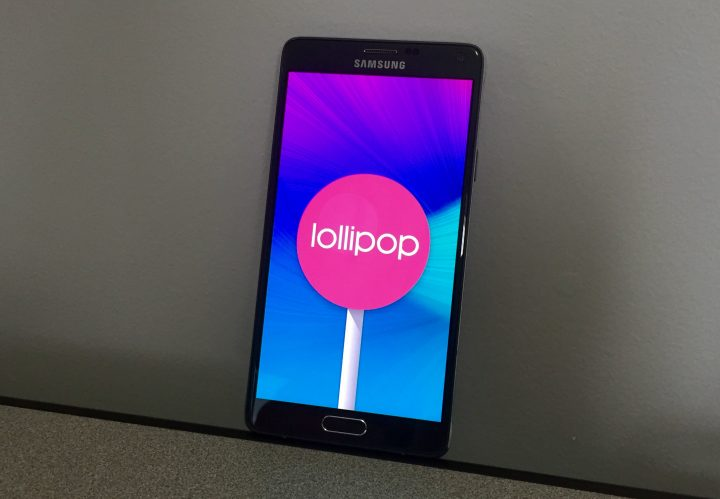 Galaxy Note 4 Android 5.1.1 Update Still Limited