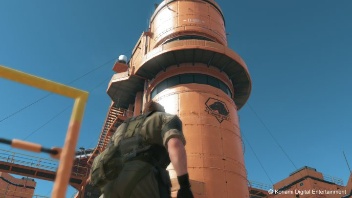 You Can Pre-Load Metal Gear Solid 5