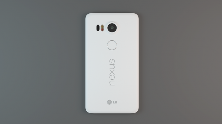 Fan-made Nexus 5 render based on leaks
