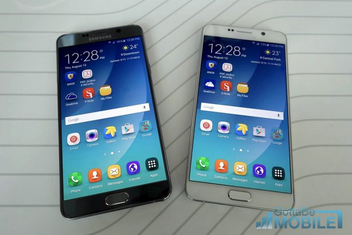 Surprise Galaxy Note 5 Carrier