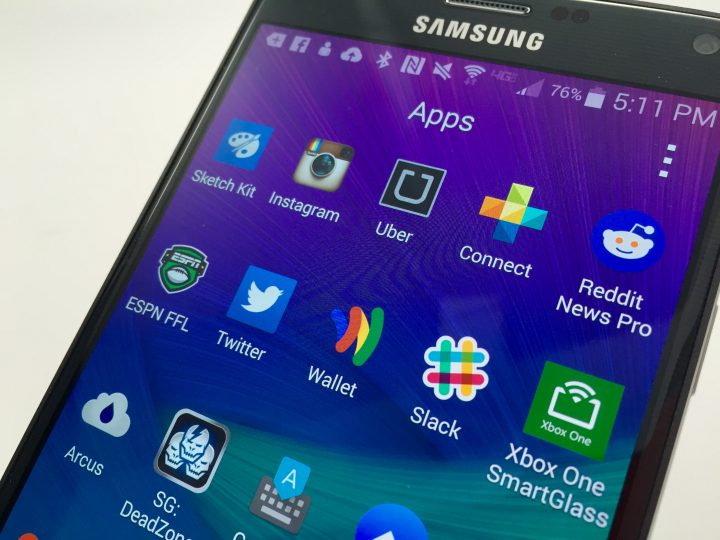 Sprint Galaxy Note 5 Confirmed