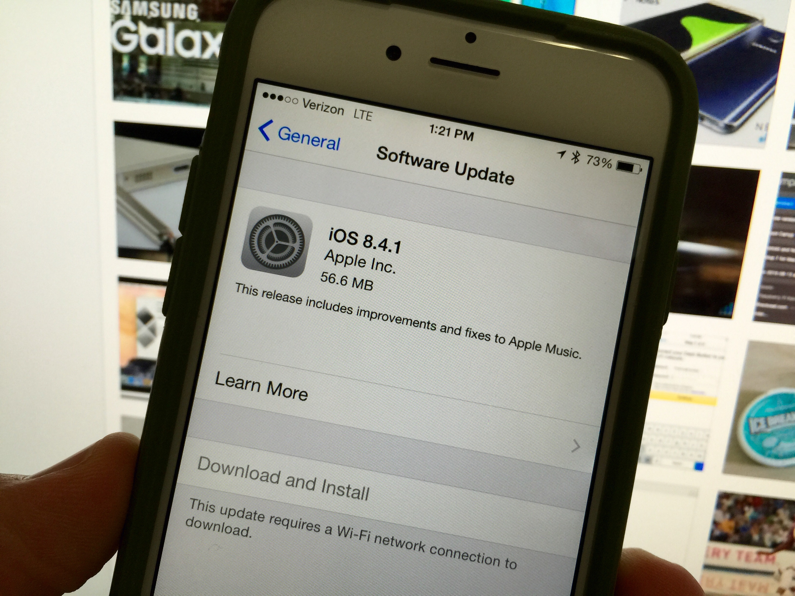 Learn how to install iOS 8.4.1 on your iPhone, iPad or iPhone.