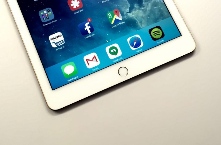 iPad iOS 8.4.1 Performance