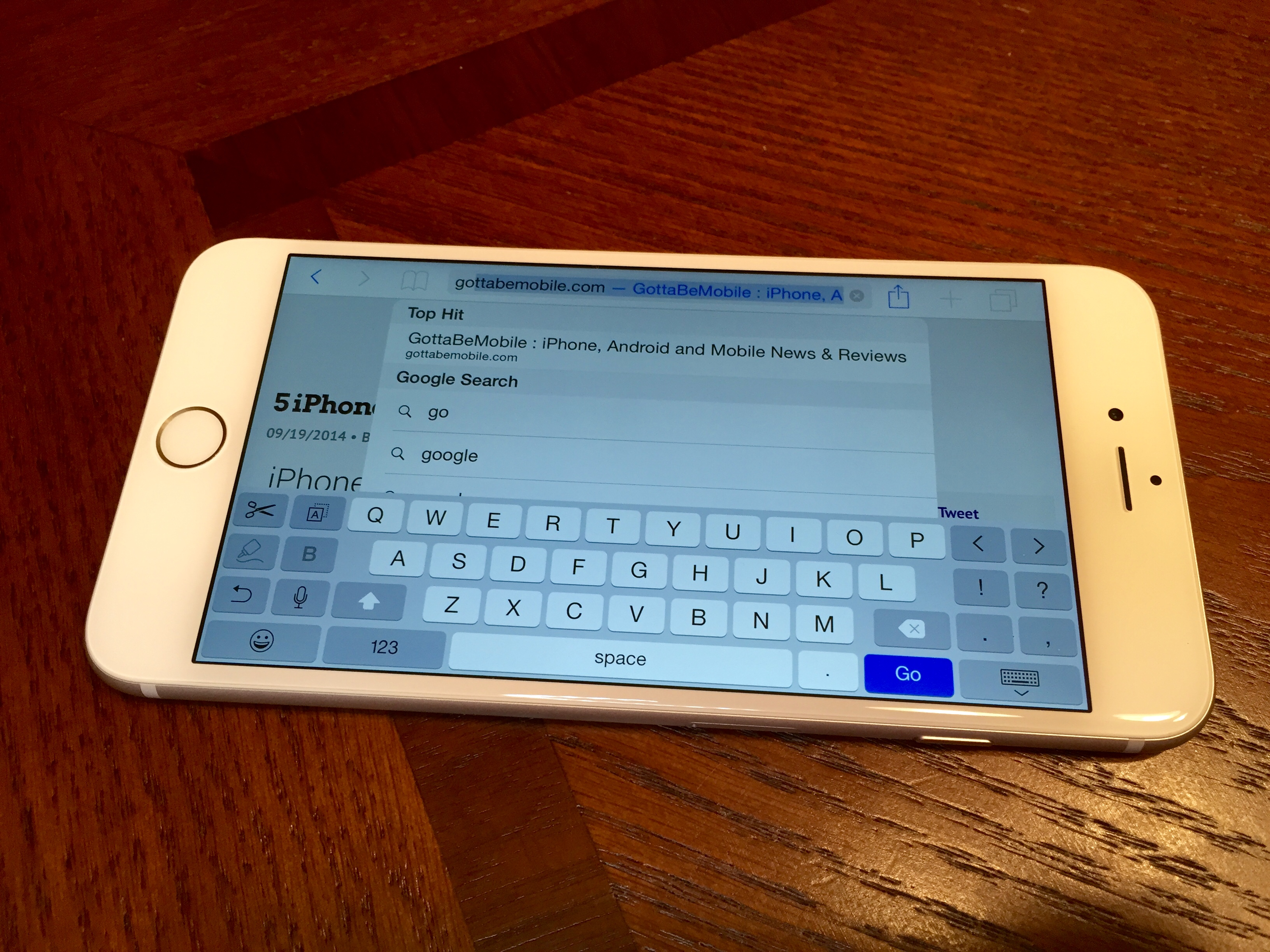 10 Things to Know About the iPhone 6 Plus iOS 8.4.1 Update