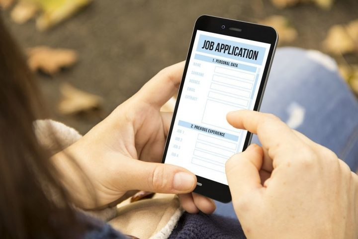 A smartphone can be the difference between getting a job and missing out.