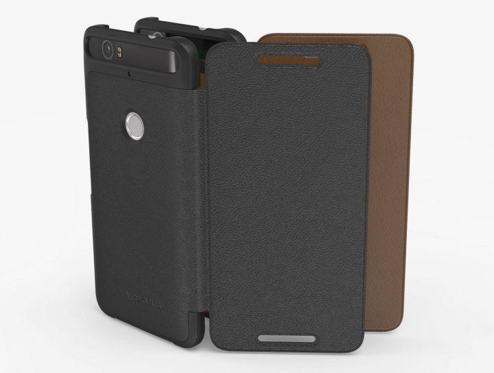 Nexus 6P Folio Case