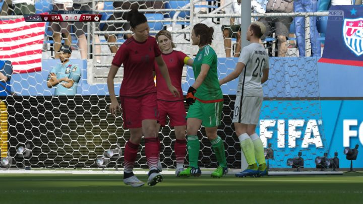 Women's International Teams that Play Differently