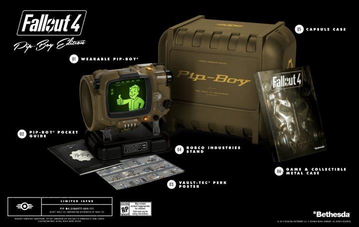 Free PS4 Fallout 4 Pip Boy Edition