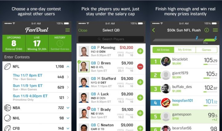 FanDuel Things to Know