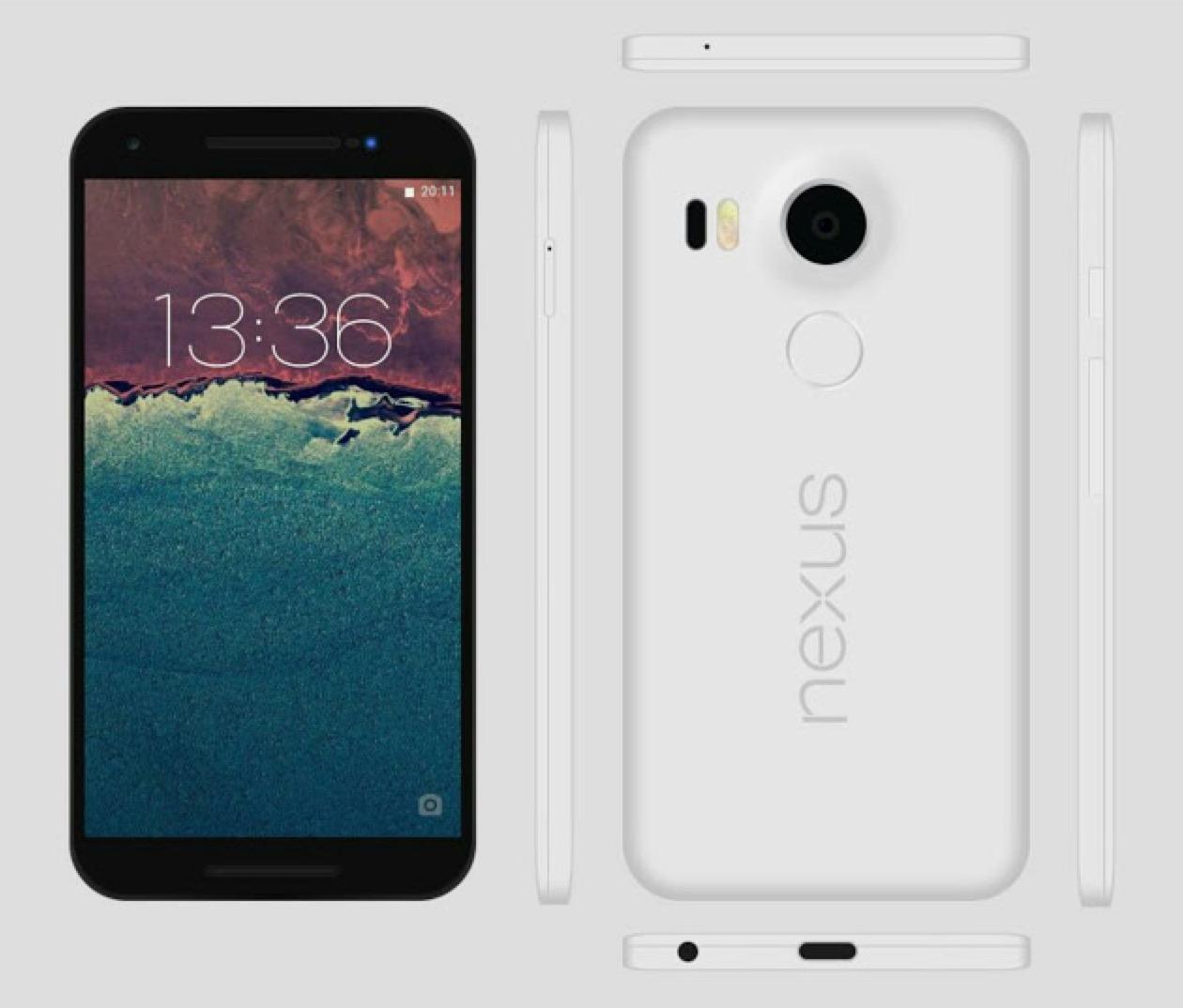 Nexus 5 2015 Photos Revealed; Specs, Release Dates, And More