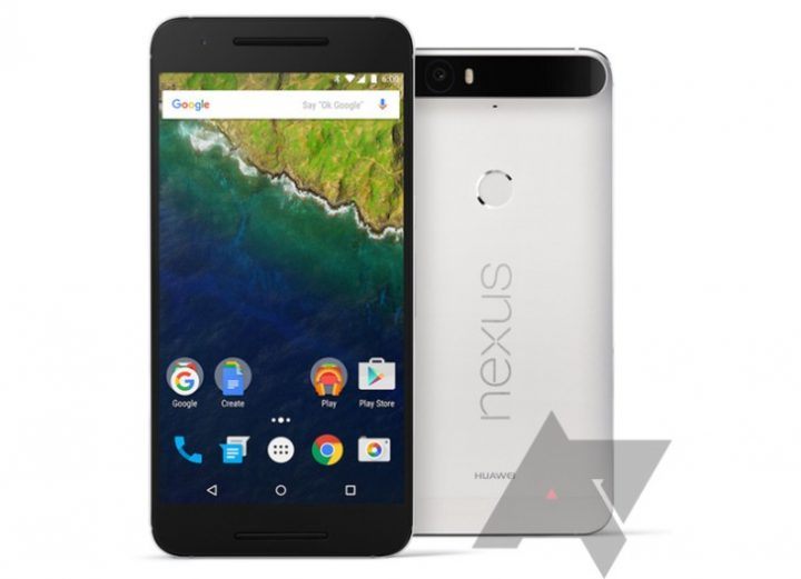 This is the 2015 Nexus 6P