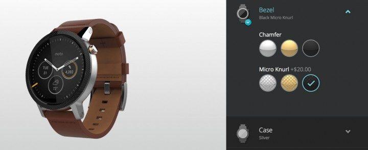 Apple Watch vs Moto 360 2nd Gen: Price