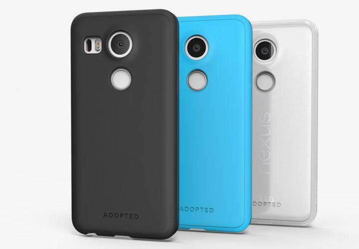 ADOPTED TPU Thin Case for Nexus 5X