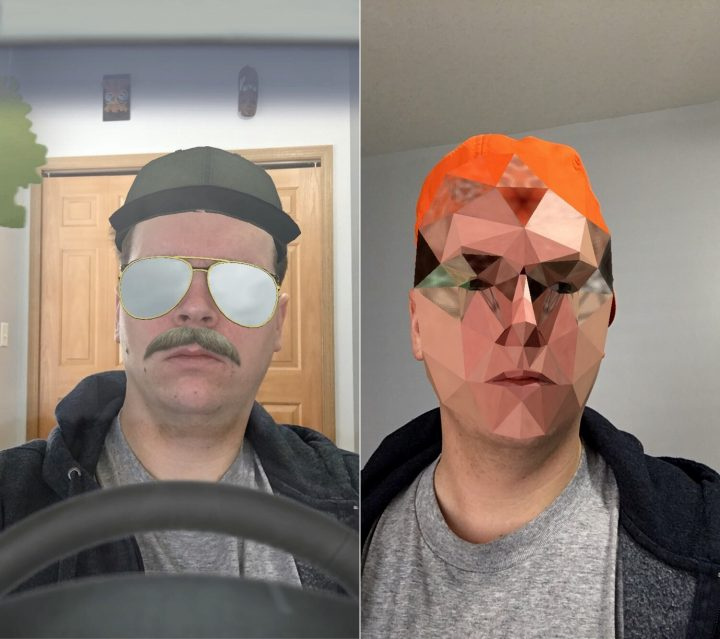 Learn about the Snapchat selfie effects that are Snapchat Lenses.