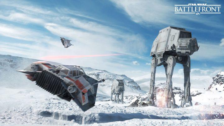 Star Wars: Battlefront Beta Progress
