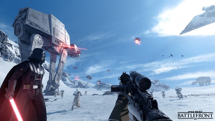 Star Wars: Battlefront Beta Details
