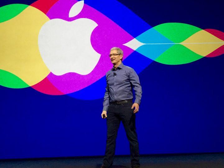 Tim Cook iOS 9 iPhone 6s - 1