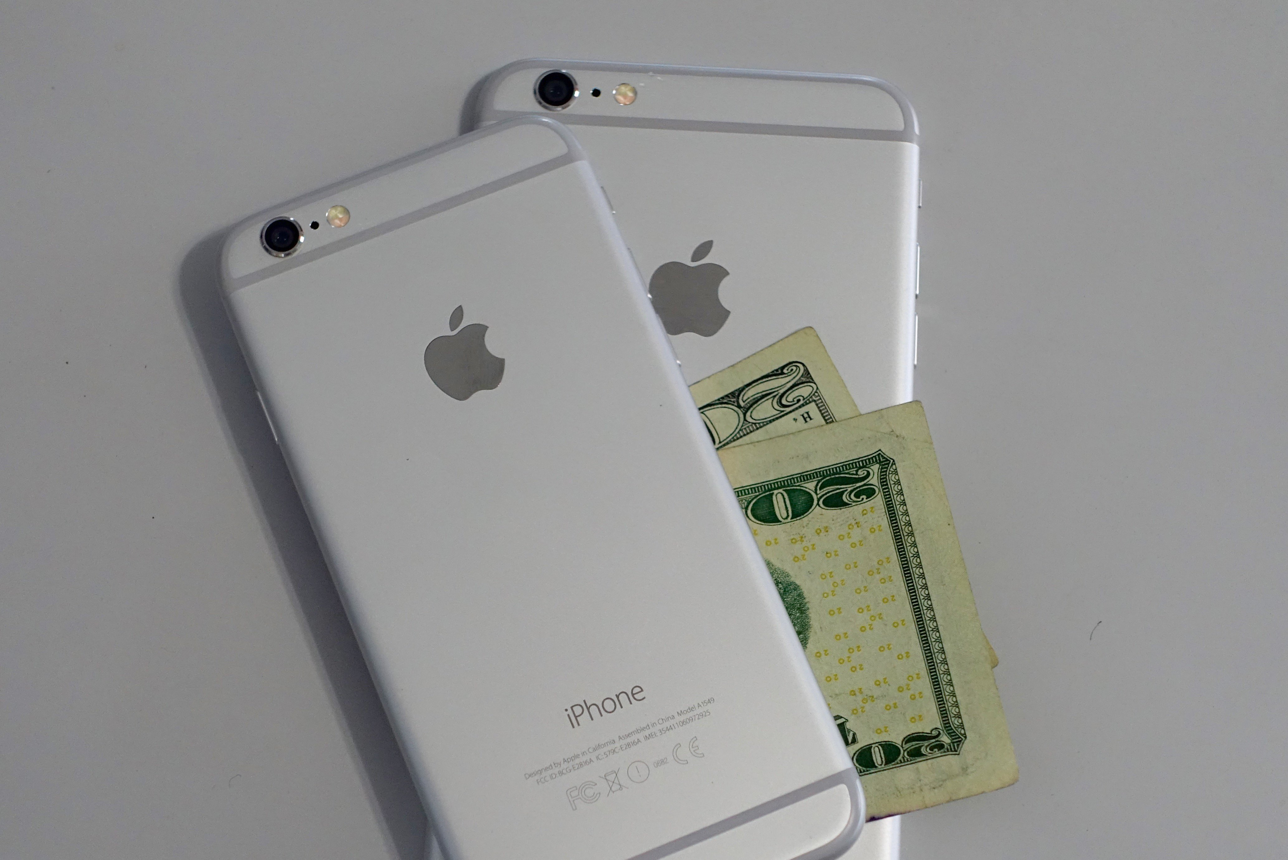 Upgrade deals for iphone 6