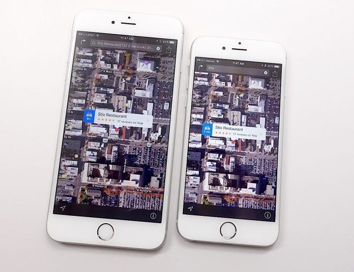 iPhone 6s Plus Processor