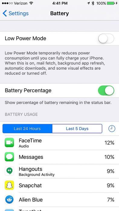 iOS 9 Settings to Change - 7