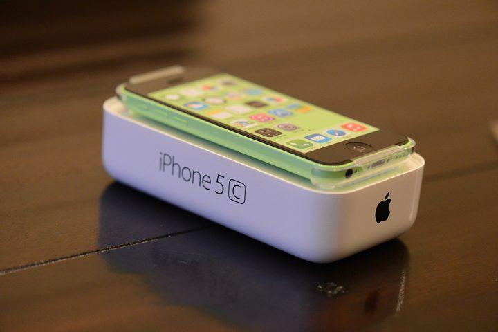 iPhone 5c Discontinued