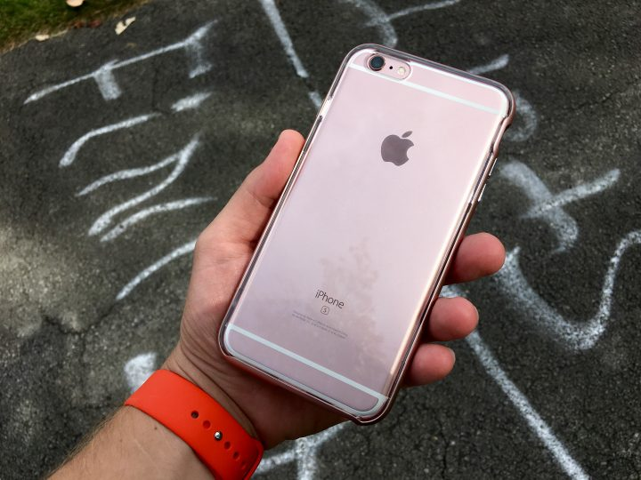 What I learned using the iPhone 6s Plus for a day.