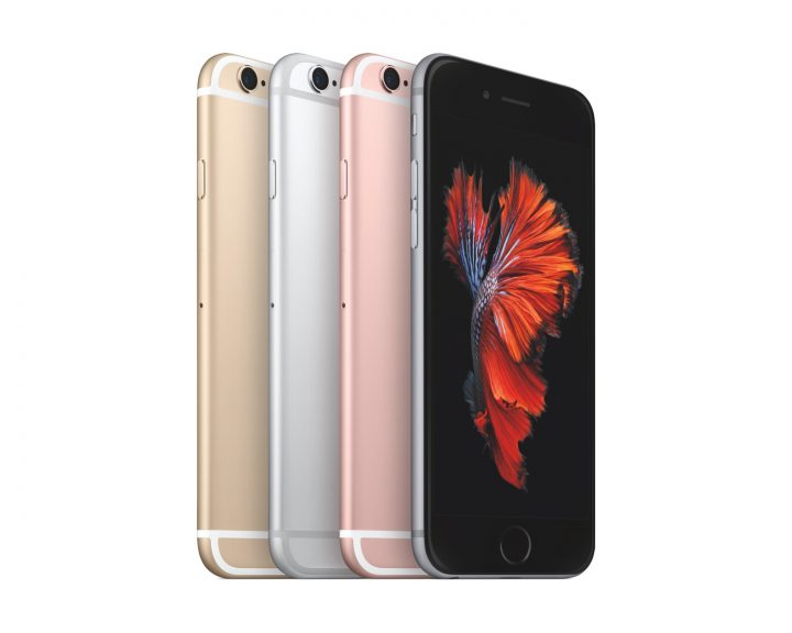 iPhone 6s pre-orders start this week.