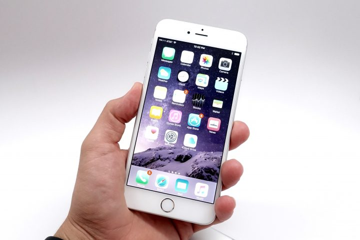 iPhone 6s Software - iOS 9