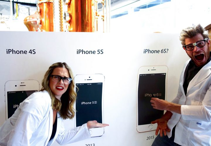 One company has a personal reason to ask Apple to skip the iPhone 6s name for a faster iPhone 7 release.