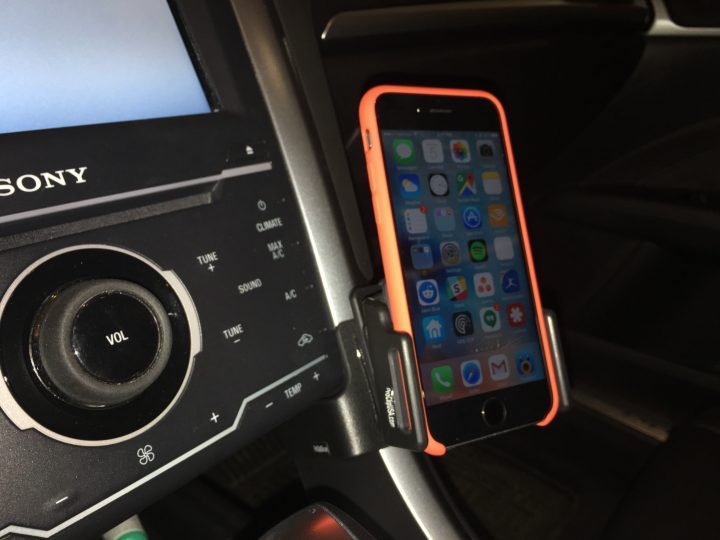 ProClips USA iPhone Car Mount