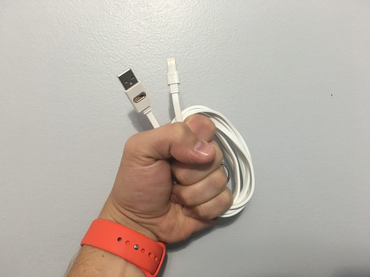 6 Foot iPhone 6s Charging Cable