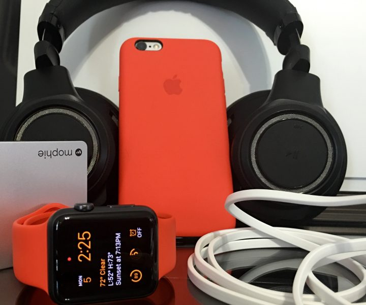 The best iPhone 6s accessories available.