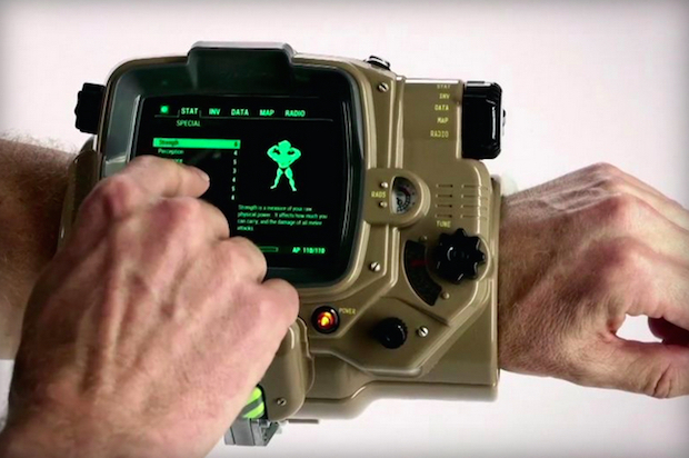 Expect Fallout 4 Pip Boy Edition Stock