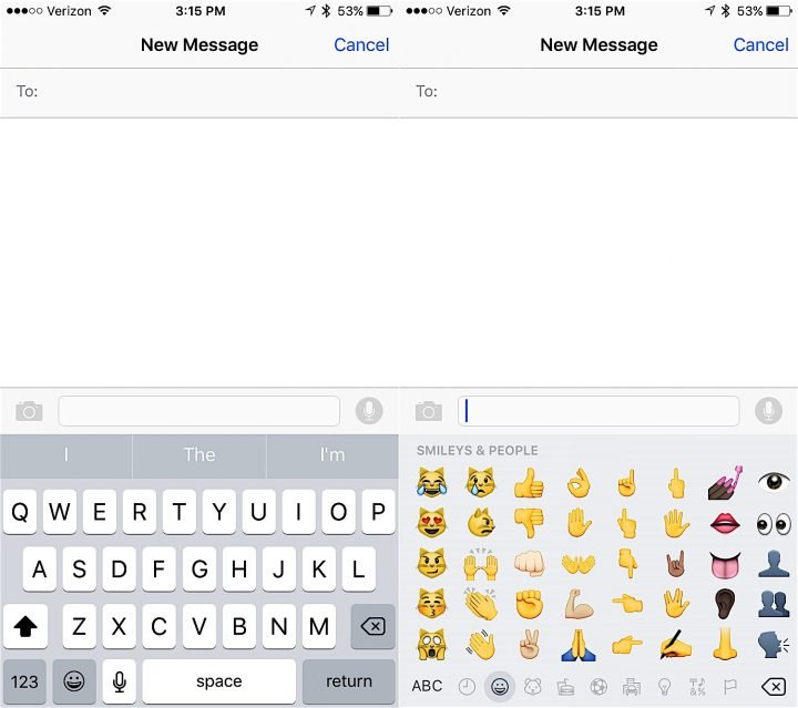 How to use the new emoji on iOS 9.1.