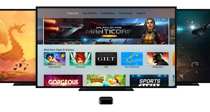 The new Apple TV release date starts online, and will come to stores soon.