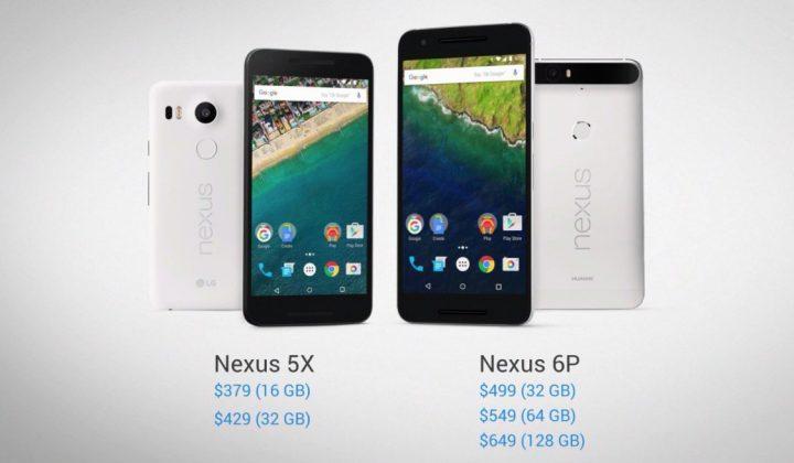 Nexus-pricing