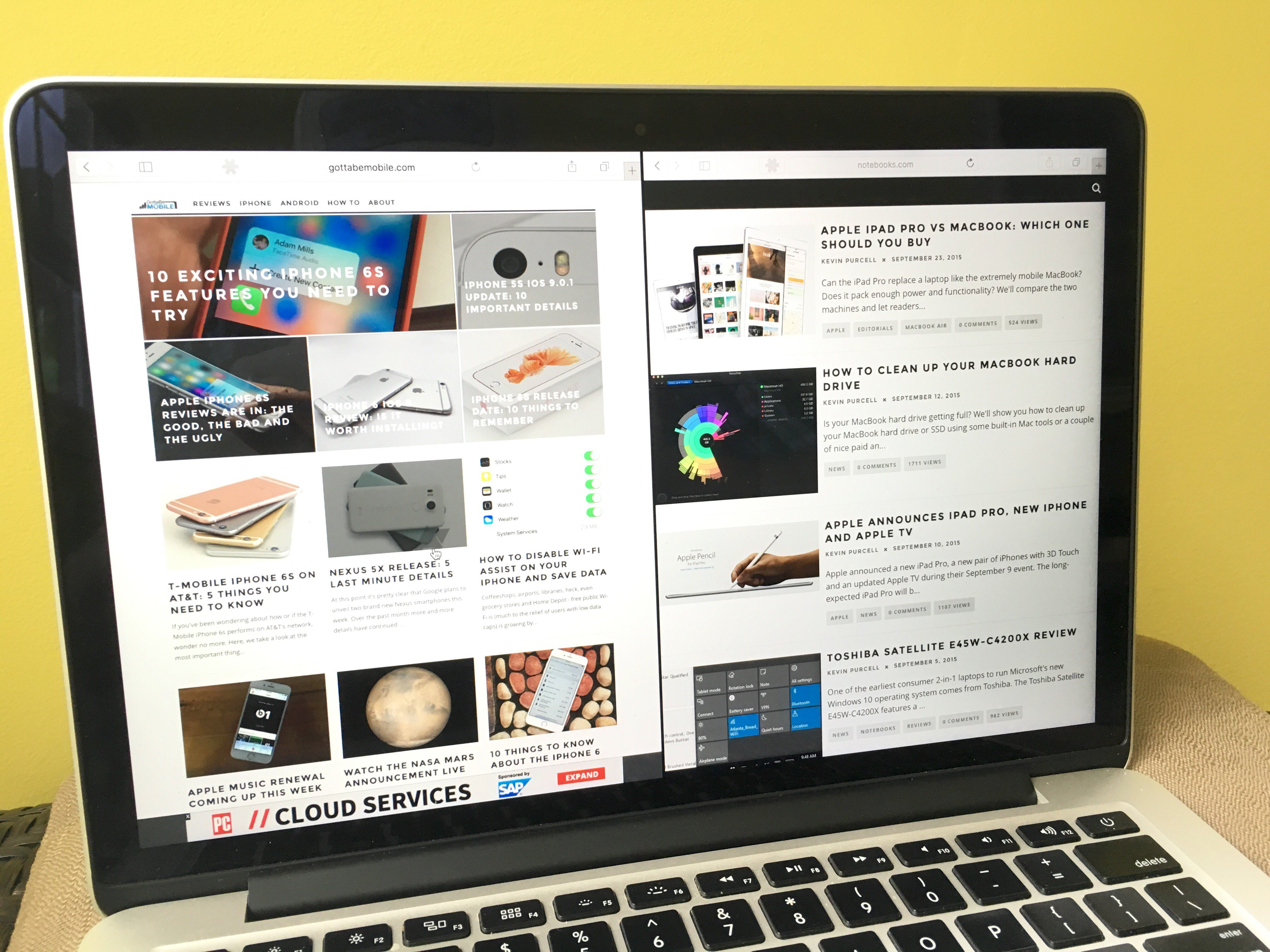 What you need to know about the OS X El Capitan update and what's next.