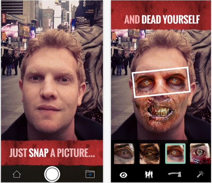 Check out other The Walking Dead apps.