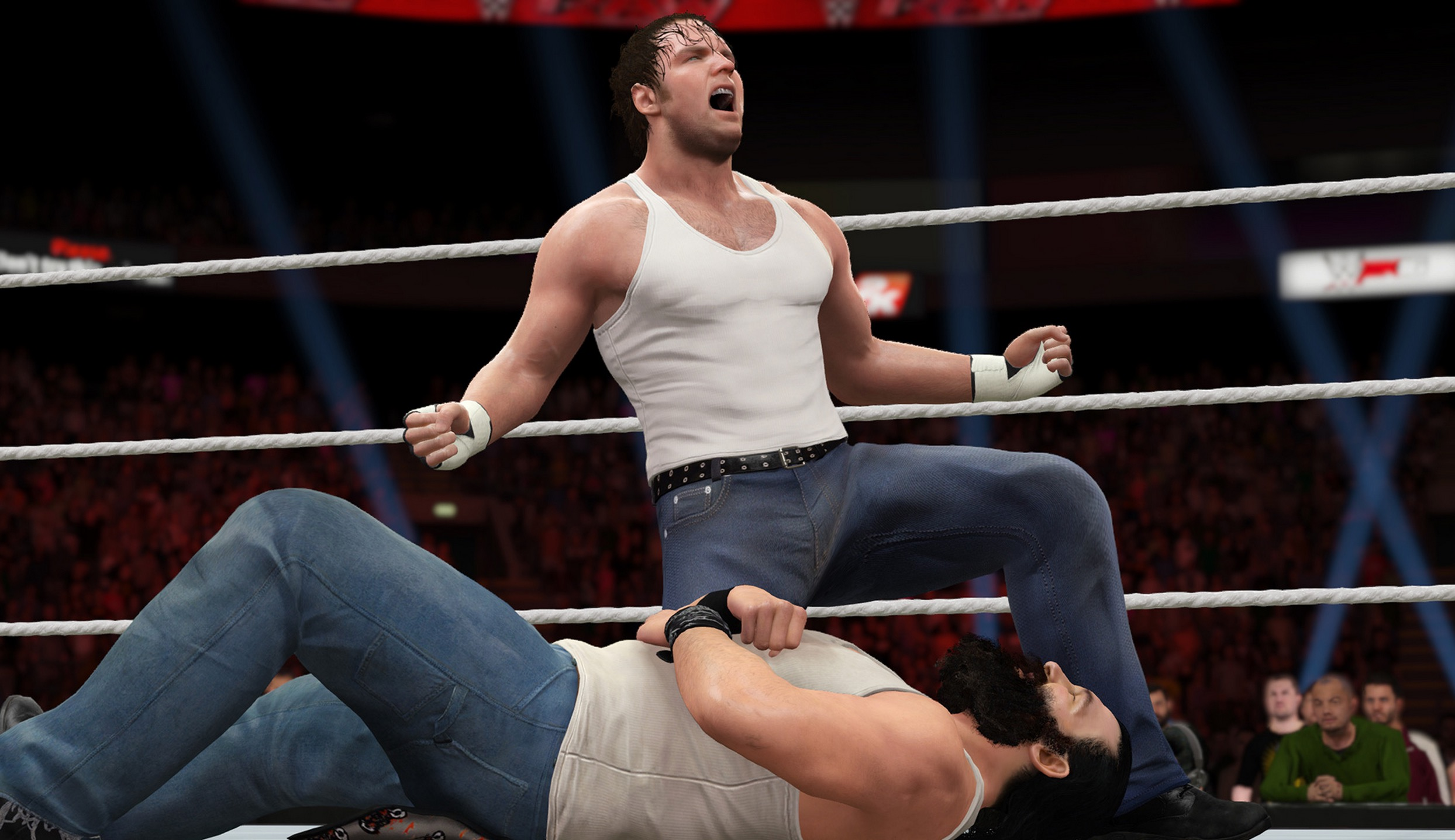 What you need to know about the WWE 2K16 release date.