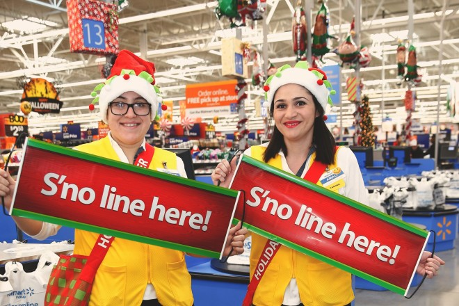 What to expect from the Walmart Black Friday 2016 hours.