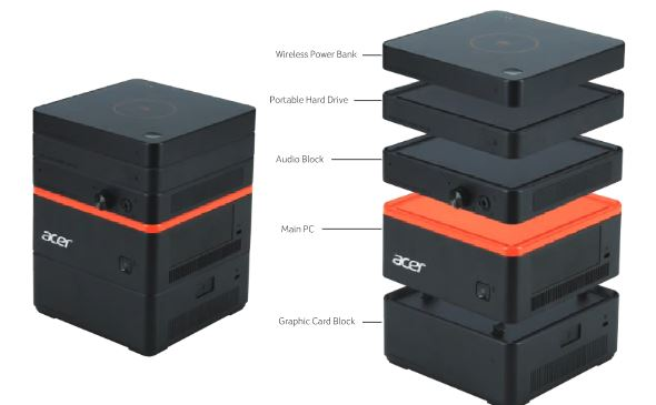 The Acer Block