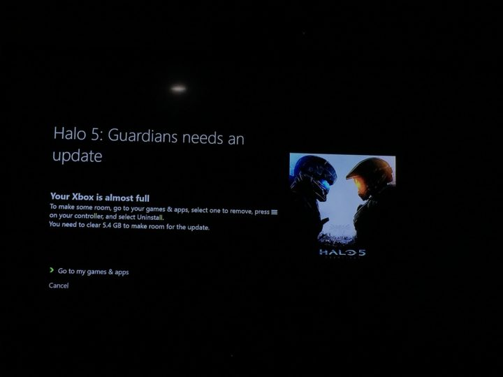 halo 5 guardians problems and issues