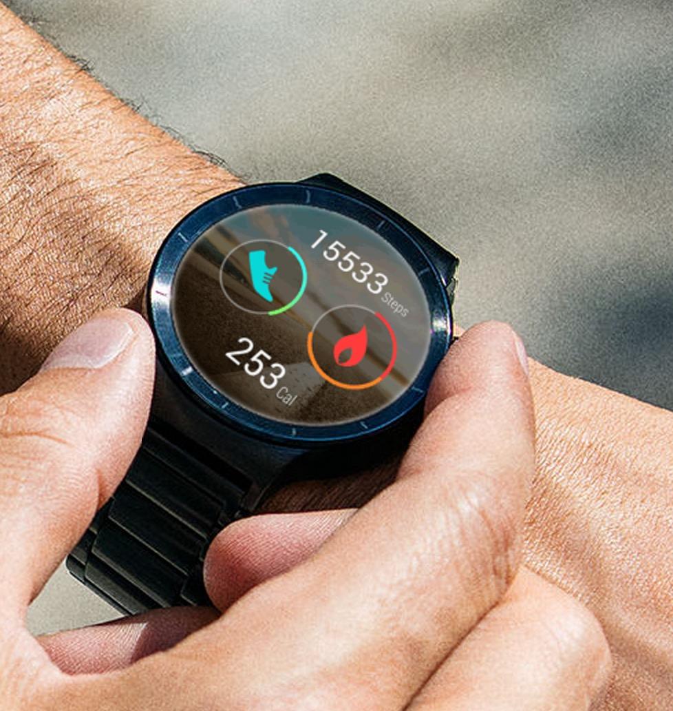 hawei watch fitness tracking