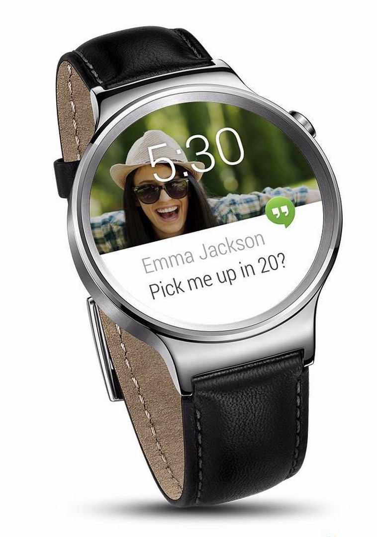 hawei watch notification