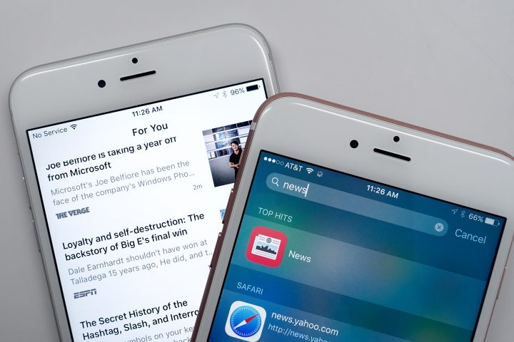 iOS 9.1 Adds News App to UK & Australia