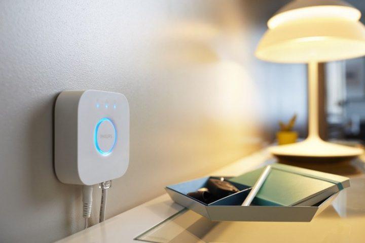 Philips Hue Bridge 2.0 offers HomeKit compatibility.