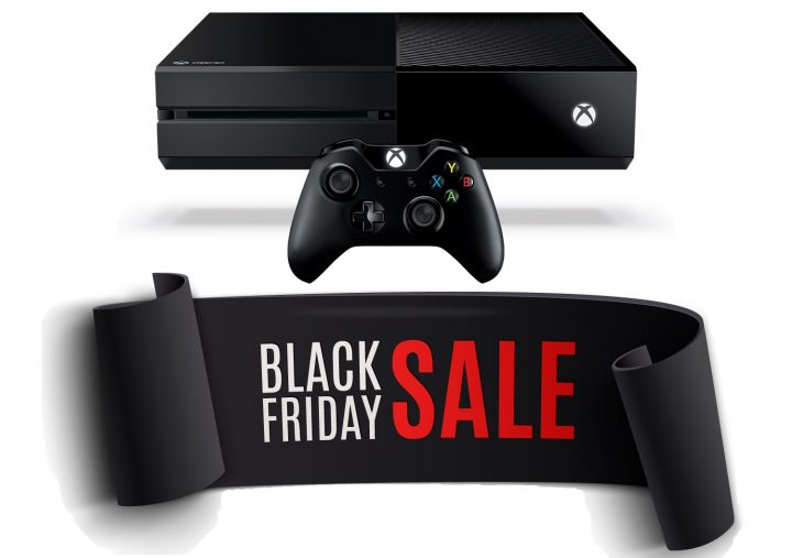 The best Xbox One Black Friday 2015 deals you can find.