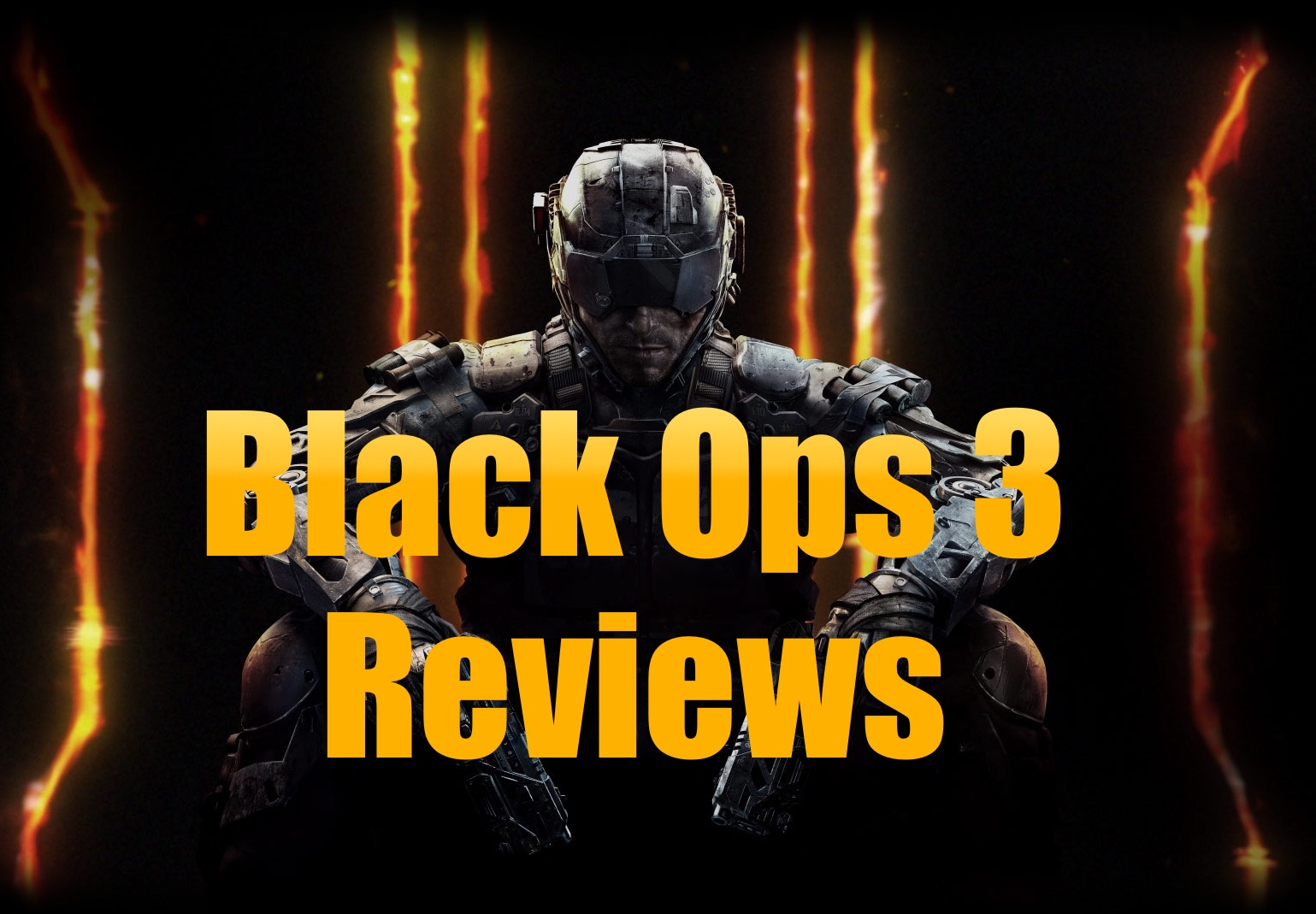 The early Call of Duty: Black Ops 3 reviews you need to read and watch.